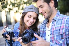Gemeinsame Interessen können ein Paar verbinden und beim Dating näher bringen.