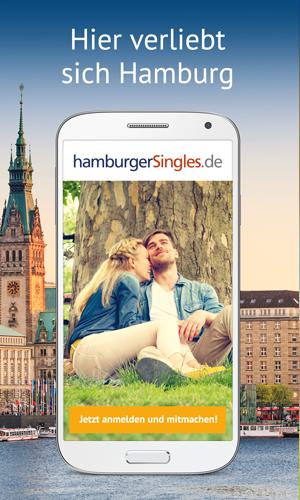 Die Hamburger Singles App ist endlich! Firte und chatte jetzt von unterwegs!