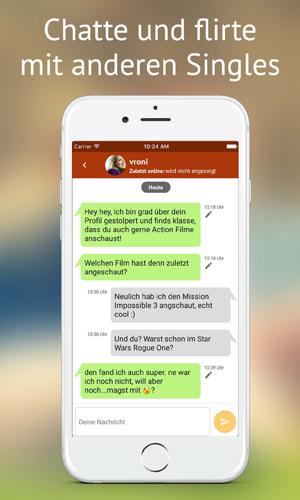 Die Dating App für Anroid und iPhone hilft euch garantiert beim Verlieben!